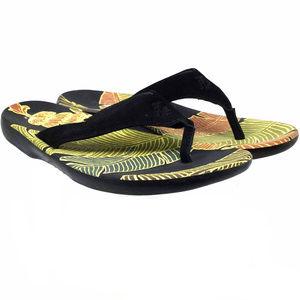 Tommy Bahama Women's Sandals Sz Us 10 Flip Flop
